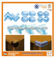 2015 safety baby furniture plastic decorative furniture corner guards/plastic protective corner guard