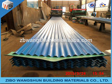 2015 building material colorful stone coated metal roof tile