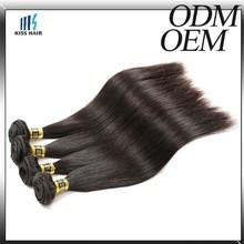 "promotion 6A cheap virgin brazilian hair human hair 28"" long brazilian silky straight virgin hair extension"