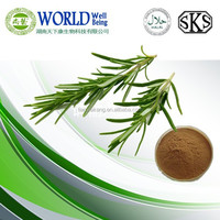 Free sample rosmarinic acid powder rosemary extract/rosmarinic acid water soluble/rosmarinic acid 5%