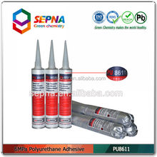 Multipurpose Polyurethane PU Adhesives and Auto Windshild and Side Glass(PU8611)