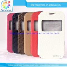 Hot sale top quality best price leather portfolio case for samsung galaxy note 3