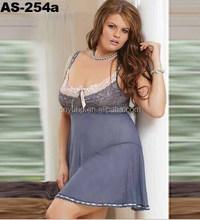 toptan sıcak kadın seksi iç çamaşırı babydoll pijama tutku şişman kadınlar için iç çamaşırı