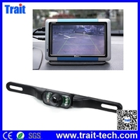 2.4G Wireless Waterproof Night Vision Car DVR Reverse Rear View Camera Backup Parking Camera