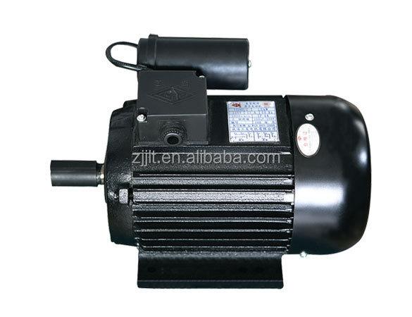 0.55KW 0.75HP 2880rpm single phase ac induction motor YC-802-2