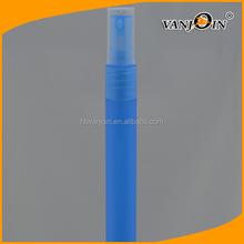 pen shaped plastic Perfume Sampler plastic perfume bottle