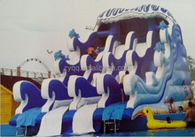 2015 commercial grade inflatable water slides