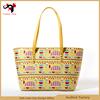 2015 Lastest Design Factory Wholesale PU Leather Shoulder Bag Women's Handbag for sale