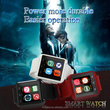 QWD Smart Watch Phone U8 Bluetooth For Android red/white/ black