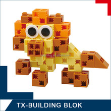 educational geometric shapes building block toy