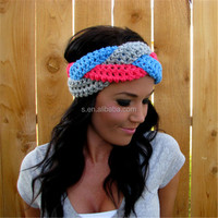 Head Wrap Hair Accessory Band Earwarmer Fall Headband Fashion Girl Woman Unisex Boy Men
