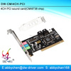High Quality CMI8738 4 Channel PCI Sound Audio Card