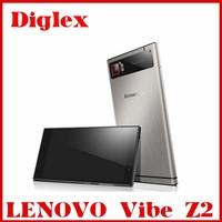 New 4G Lte Lenovo Phone Qualcomm MSM8916 Quad core android 4.4 2gb ram 32gb rom Lenovo vibe z2 Play store unlocked cell phone
