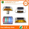 solar powered reflector chinese mainland green led marker