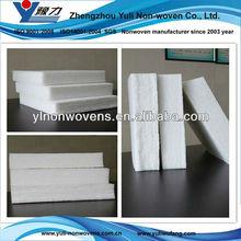 No Glue Polyester wadding of mattress