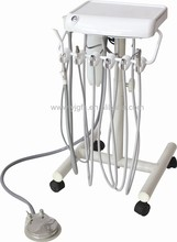 Portable mobile self dental delivery cart/ dental cart