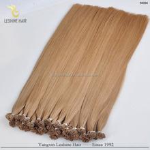 2016 Best Selling Chritsmas Wholesale Remy 1g hair extension itip utip vtip flat tip hair