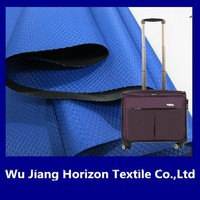 100% polyester jacquard oxford fabric with PVC laminated for outdoor, bag