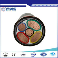 450/750V 25mm2 50mm2 70mm2 Rubber Sheathed Flexible Copper Conductor Welding Cable for Instrumental Use