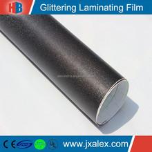 GLF-0111 Hot Sale Glitter Vinyl Wrap With PVC Material, Colored PVC Glitter Vinyl Wrap For Car Wrapping, Size:1.52*30m In Roll