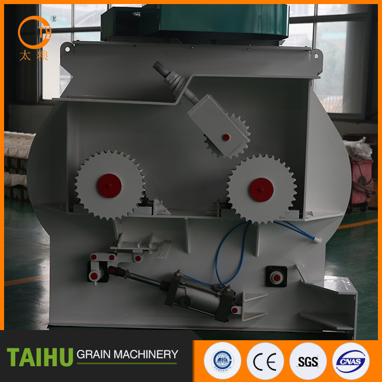 Top best quality china poultry feed mixer High security