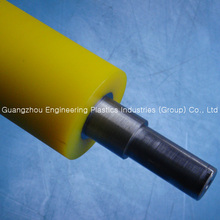 custom made high quality Polyurethane coat rubber PU coat wholesale plastic sleeves