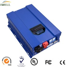 solar system mains power priority default inverter 10kw with output control/adjust
