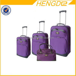 Best quality special unique wheeled animal print luggage