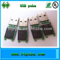 USB PCBA flash driver