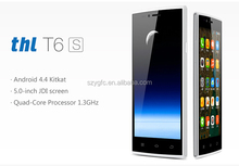 Hot Sale THL T6S 5.0inch Android 4.4 MTK6582 1GB RAM 8GB ROM android phone