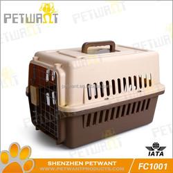 fabric dog kennel Aluminum dog box