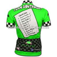 men team cycling apparel custom