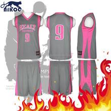 2015 latest womens basketball uniform design