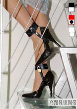 leather Heels locking band,Restraint Bondage,fetish,sex toys for couples,erotic toys,Erotic slave,sex products,adult games