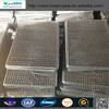 Barbecue Grill Netting/Corrosion Resistance/Stainless Steel Wire/Round, Square, Rectangular, Curve
