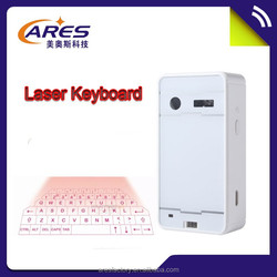 Cheap Wireless HD Virtual Keyboard Laser With Mouse&Speaker for Smart Phone/Tablet PC/Laptop