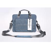 "11"" 13"" 15"" Bussiness Laptop Computer Handle Sleeve Case Bag with Shoulder Strap"