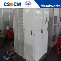 Custom Stainless Steel Load Bank Cabinet Stainless Steel Enclosure