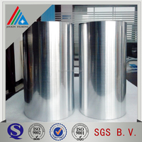 Aluminum Metalized Polyester PET Mylar Film Roll