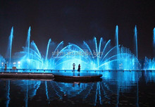 Large Scale Lake fountain