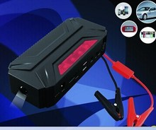 2013 Hot Sale Product 12V 600A Peak 16500mAh Car Emergency Power Tool Kit Mini Jump Starter With Flash Light