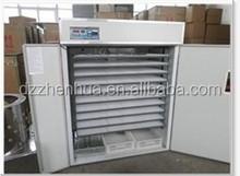 competitive price incubator/autoamtic incubator for 2640 eggs/CE approved incubator