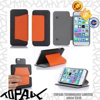 New product genuine universal leather case for mobile phone