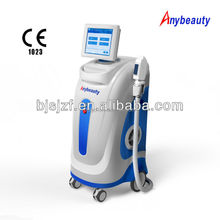 With medical CE ISO FDA Anybeauty SHR + E -light + IPL + RF hair removal equipment
