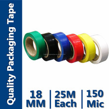Color Custom Pvc Sealing Tape (Soft polyvinyl Choride(SPVC) And Rubber Adhesive)