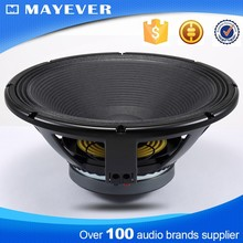 "LF18X400 100mm/4inch coil 800w rms high power good price powerful 18"" subwoofer speaker box for big stage/club"