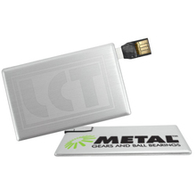 TOP Selling Classic cheap metal usb business card