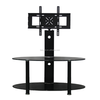 tv wall mounts dropship cheap chinese tv fireplace furniture tempered glass tv trolley stand