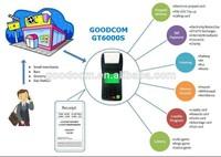 Bus Ticketing Machine Support Printing Bus Ticket Online or Offline