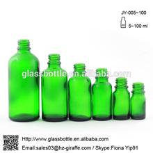Para el molde de vidrio botella de aceite esencial de botella de vidrio para la venta jy-100